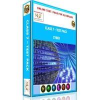 Class 7, Online test pack, Cyber