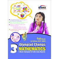 Class 3- Olympiad champs- Maths- DE
