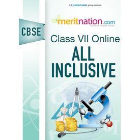 Meritnation- Online CBSE course, All inclusive- Class 7