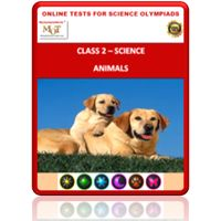Class 2 Science Worksheets- Animals