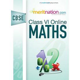 Meritnation- Online CBSE Maths course- Class 6