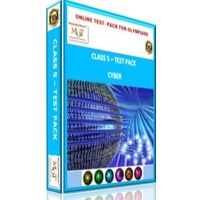 Online Super test series- NCO / Cyber Olympiad preparation- Class 5 (MOT)