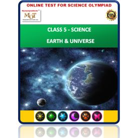 Class 5 Science worksheets- Earth & Universe