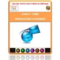 Class 3, Introduction to internet, Online test for Cyber Olympiad