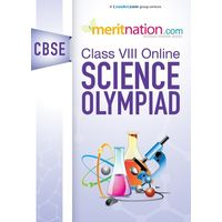 Online Practice & Training tests pack for NSO / Science Olympiad- Class 8