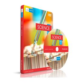 CBSE 7 Science (PCB, 1DVD Pack)