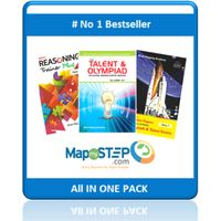 Class 4- BMA's ALL IN ONE, Olympiad & Talent exams preparation tools