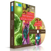 CBSE 6 Combo (Science, Maths, Social Science, 1 DVD Pack)