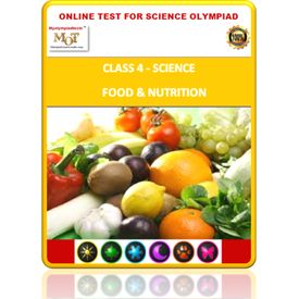Class 4 Science Worksheets- Food & Digestion