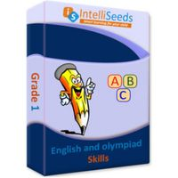 Class 1- English Olympiad- 3 months- Intelliseeds