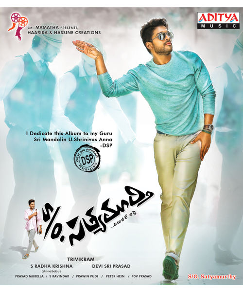 Son Of Satyamurthy~ ACD