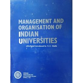 Management and Organisation of Indian Universities