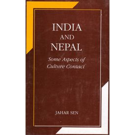 India and nepal: Some Aspects of Culture Contact