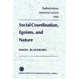 Social Coordination, Egoism and Nature