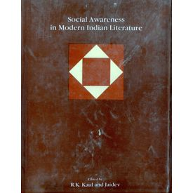 Social Awareness in Modern Indian Literature