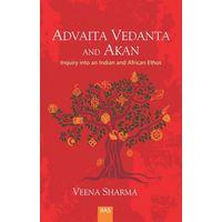 Advaita Vedanta and Akan