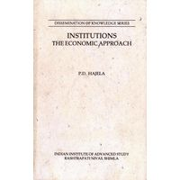 Institutions: the Economic Approach
