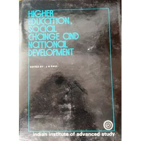 Higher Education, Social Change and National Development