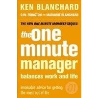 One Minute Manager Balances Work &