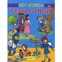 Key Words Learn To Read Lev 4