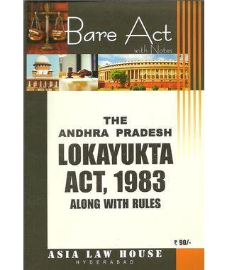The AP Lokayukta Act, 1983