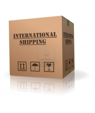 International shipping (Raghu)
