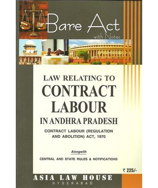 Law Relating to Contract Labour