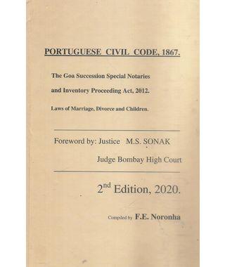 Portuguese Civil Code, 1867