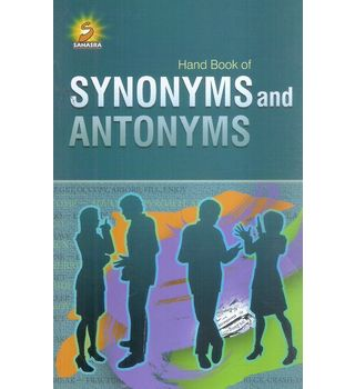 Hand Book Of Synonyms And Antonyms