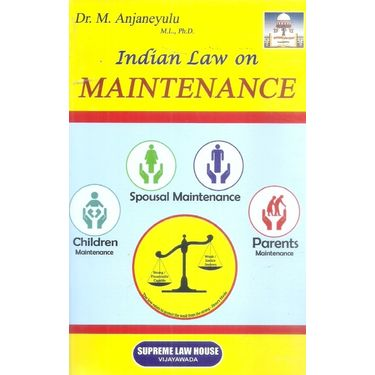 Indian Law on Maintenance