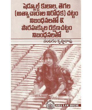 SC & ST Act (Telugu)