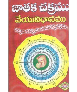 Jathaka Chakramu Veyuvidhanamu