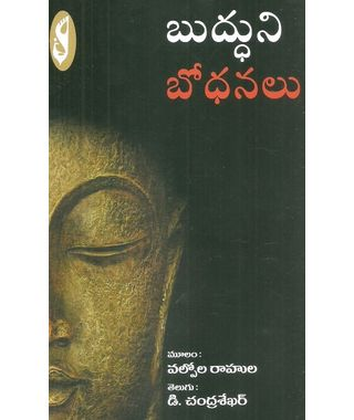 Buddhuni Bodhanalu