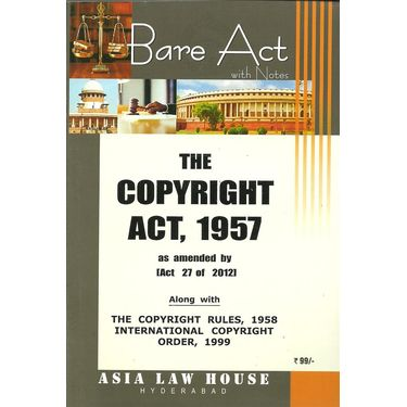 The Copyright Act, 1957