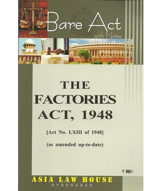 The Factories Act, 1948