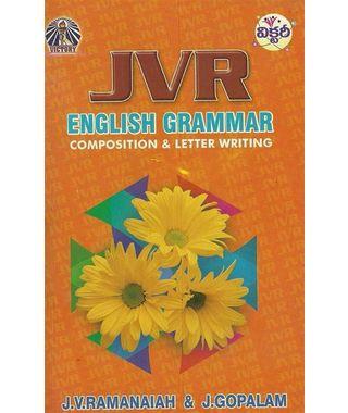 JVR English Grammar