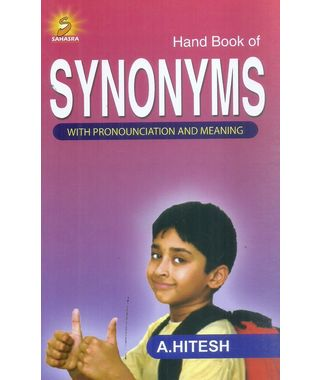 Hand Books Of Synonyms With Pronounciation And Meaning