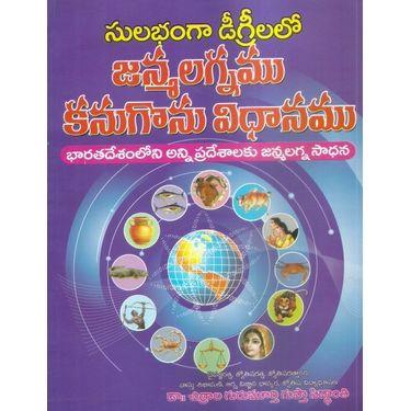 Janmalagnamu Kanugonu Vidhanamu