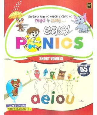 Easy Phonics Short Vowels