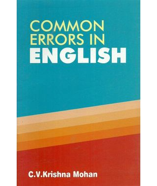Common Errors In English