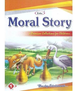 Moral Story (Pack Of 10 books)