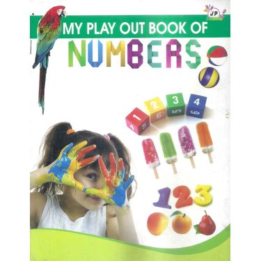 My Play Out Book Of Numbers