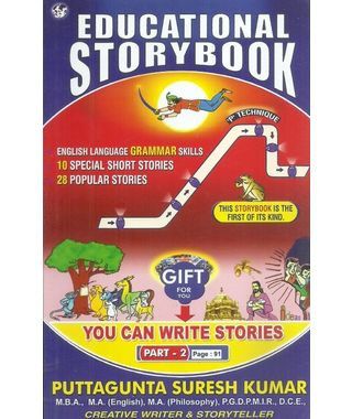 Educational Story Book