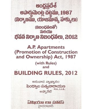 AP Apartments Act 1987 And Building Rules 2012