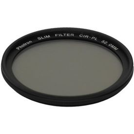 Photron Slim Circular Polarizing ( Cir-Pl) Lens Filter, 72.0mm