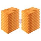 Carpro BOA 350 GSM Orange 16 16 Microfiber- A Microfiber like NONE - Pack of 24