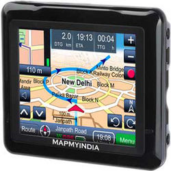 MapmyIndia RoadPilot (1 GB, Black)