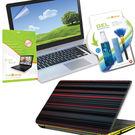 Clublaptop 3 in1 laptop care kit (Laptop Cleaning Kit+ 15.6 inch Laptop Screen Guard+ Laptop Skin)