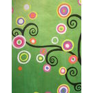 ABSTRACT PAINTING - FANCY CIRCLES by THE NEWLIFE SHOP