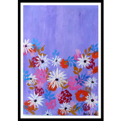 ABSTRACT PAINTING - ETERNAL BLISS by THE NEWLIFE SHOP